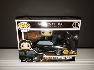 Funko POP! Rides Supernatural Baby with Sam Chase HT Exclusive