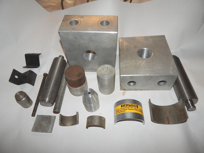 SPEX Lab/Pellet Press Parts and/or Accessories, Carver Test Cylinder Outfit?