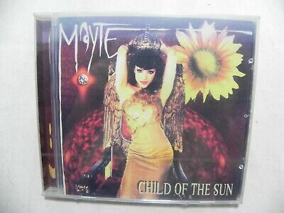 Mayte - Child Of The Sun Korea CD / Prince / SEALED NEW