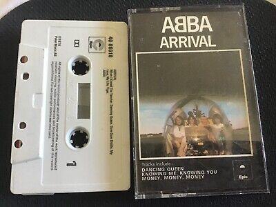 Abba - Arrival - Cassette Tape - EPIC - EPC 40-86018