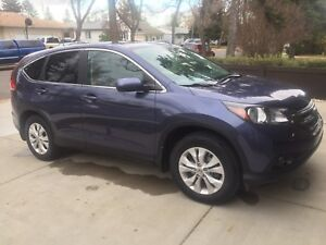 2012 Honda CR-V EX-L still under Warranty inc winter wheels