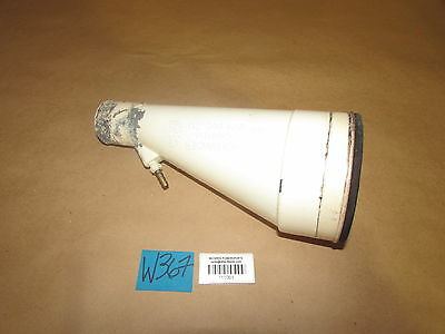Sea Doo 1997 GTI Exhaust Stinger Pipe Muffler Chamber Outlet Tail Cone 717 720