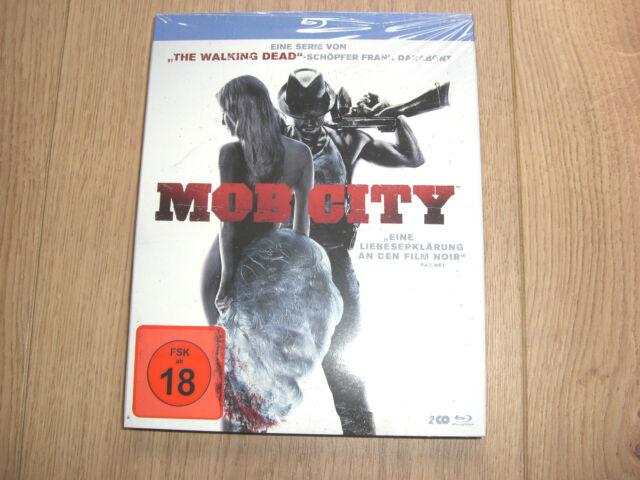 Mob City Blu-Ray im Schuber von Frank Darabont