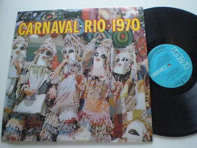 Carnival Rio 1970 -vv.aa Lp Vinyl 1970 Antonio Almeida ze Keti Martinho da Vila comprar usado  Enviando para Brazil