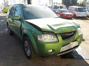 WRECKING / DISMANTLING 2004 FORD TERRITORY AWD GHIA 4 SP 7 SEATER North St Marys Penrith Area Preview