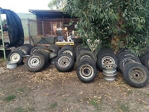 Holden Torana Assorted Mags, Rims & Tyres HR HD HK HT HG HQ HJ HX Belhus Swan Area Preview