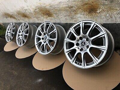 Original Mercedes C Klasse W205 C205 S205 16 Zoll Alufelgen A2054012400 TOP