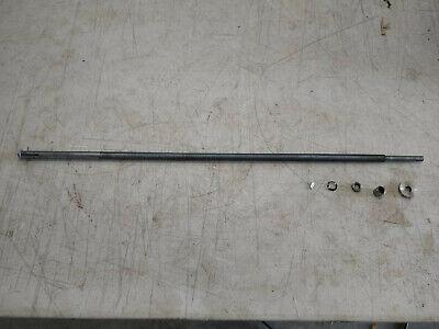 Vintage Craftsman 109 6 Lathe 23 Bed Lead Screw 28 716 Long Threads 12