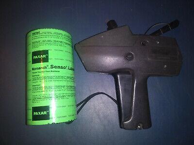 Monarch Paxar 1115 2-line Retail Price Tag Label Marker Marking Gun