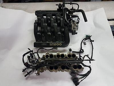 Ford Mondeo 2 ST200 Ansaugkrümmer,Drosselklappe, Einspritzleiste SVT V6 Tuning
