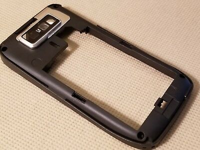 New Nokia OEM Middle Frame Assembly Camera Lens Buttons Housing for E63 Middle Housing Assembly