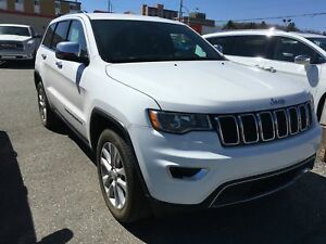 Jeep Grand Cherokee, Limited, 4X4, CUIR, NAV