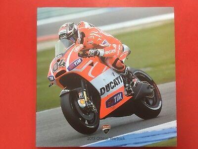 Ducati Corse 2013 Official  Year Book NEW MotoGP, World Superbike Dovizioso