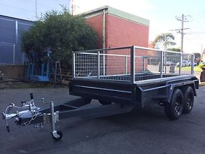 10X5 Fully Welded Tandem Trailer Clayton Monash Area Preview
