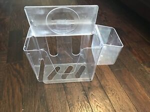 Change table diaper caddy