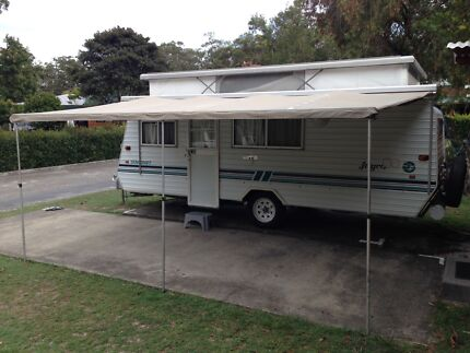 Jayco Starcraft Bunk Caravan  Wamberal Gosford Area Preview