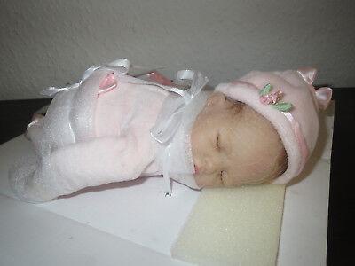 "The Ashton-Drake Galleries ""New Born Baby Doll - Tiny Miracles""- Künstlerpuppe gebraucht kaufen  Erftstadt"
