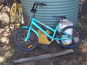 """childs bicycle, turbo cat, 20"""""""" tyres Beaufort Pyrenees Area Preview"""