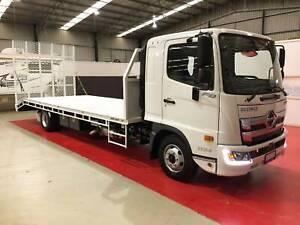2019 Hino FD 1124-500 Series Beavertail H01721 Breakwater Geelong City Preview