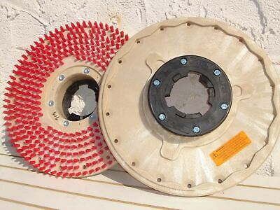 """Malish 16"""" PAD-LOK Driver for 17"""" Machines with Riser and NP9200 Clutch Plate"""
