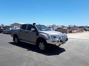 2014 Isuzu D-Max Ute Picton Bunbury Area Preview