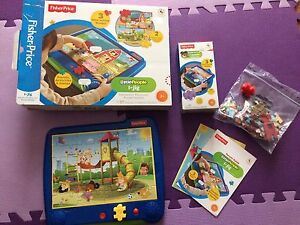 Fisher price I-Jig interactive puzzle