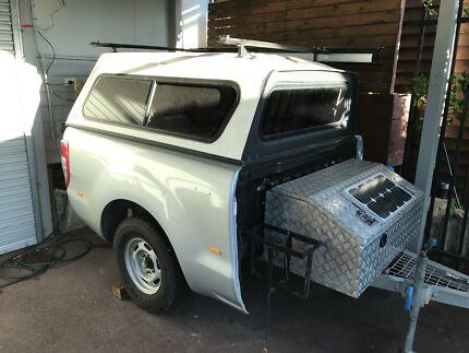 Ford Ranger ute trailer