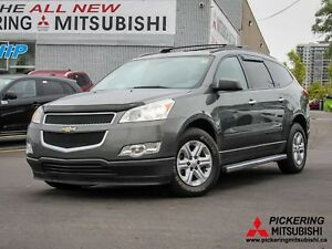 2011 CHEVROLET TRAVERSE 8SEATER/AWD/REMOTESTART
