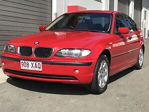 DRIVE AWAY FROM ONLY $46/ week *** BMW 318i *** RED *** Ashmore Gold Coast City Preview
