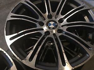 225/40R/18 Wheel BMW Rims offset 8.5