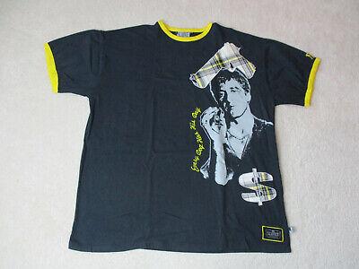 VINTAGE Scarface Shirt Adult 3XL XXXL Black Yellow Scar Face Movie Mens 90s
