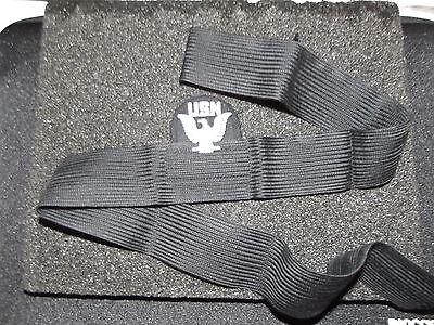 ^(A13-300) US Marine CAP Badge Schirmmützenabzeichen Mützenband Us Marine Band