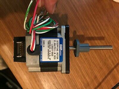 Stepper Motor With Encoder