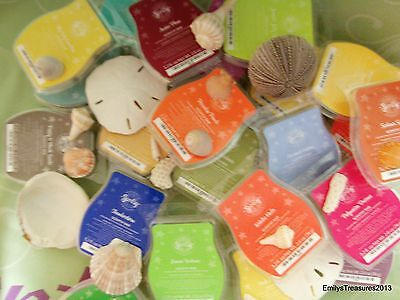 Scentsy Bars 3.2oz wax scents (Spring and ...