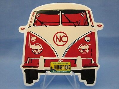 """CHIMNEY ROCK STATE PARK NORTH CAROLINA NC - SOUVENIR TRAVEL STICKER / DECAL"