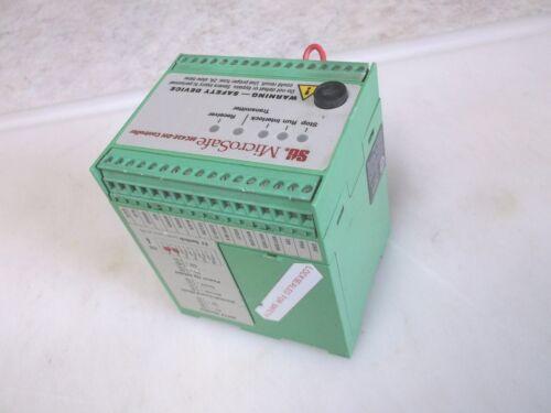 STI MC42E-DN-1-DC2-U MicroSafe Series Light Curtain Control Module 43500-0010