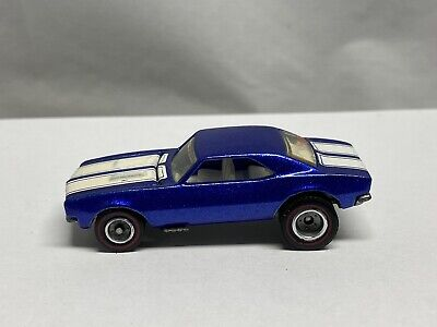 Hot Wheels 1995 Mail Away 1967 Camaro W Redline Rubber Tires Limited Edition
