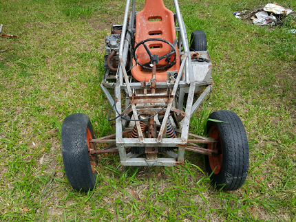 Side winder off road buggy for parts or repair