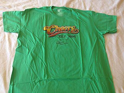 Cheers Est  1895 Tv Show Vintage Retro Boston Mens Green St Patty T Shirt M 2X