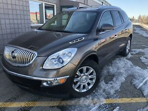 2011 Buick Enclave CXL AWD / DVD/ 7Seats/Leather