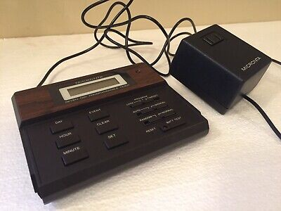 Vintage MICRONTA 7 Day Programmable Timer - CAT. NO. 63-889 - Tested - Hong Kong