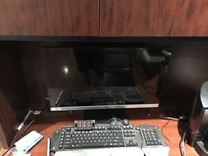 HP pavilion 27cw monitor