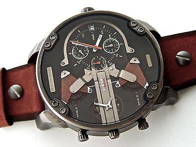 New Diesel Mr.Daddy 2.0 DZ7332 Wrist Watch for Men