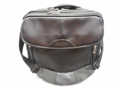 Kensington Laptop Roller-board Travel Suitcase Computer Bag w/Extension Handle