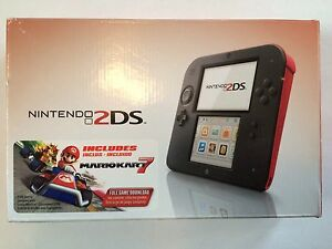 Nintendo 2DS with 5 games