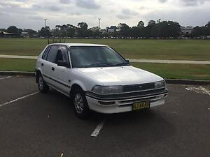 1993 TOYOTA COROLLA AUTOMATIC HATCH Oatlands Parramatta Area Preview