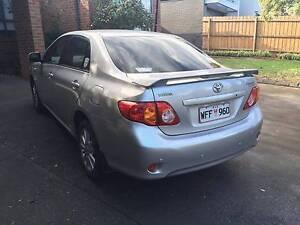2007 Toyota Corolla Sedan Brighton East Bayside Area Preview