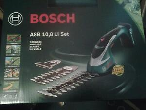 Bosch cordless pruning kit Revesby Bankstown Area Preview