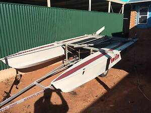 Paper Tiger catamaran Port Augusta Port Augusta City Preview