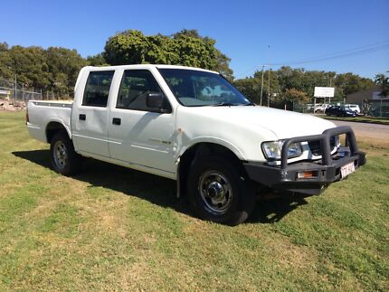 Holden Rodeo 4x4 manual dual cab Eagle Farm Brisbane North East Preview